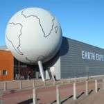earth explorer oostende