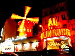 parijs moulin rouge